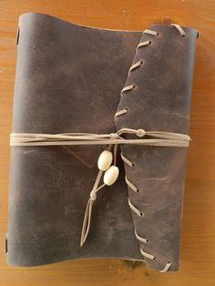 handmade lader notebooks 240pages, 20euro