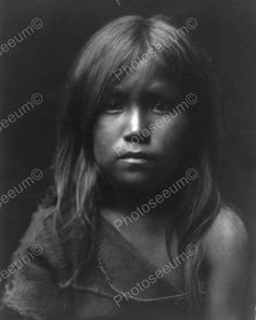Beautiful Portrait Of Native Indian Girl 8x10 Reprint Of Old Photo Beautiful Portrait Of Native Indian Girl 8x10 Reprint Of Old Photo Here is a neat collectible featuring a beautiful portrait of a native Indian girl. 8x10 Reprint Of old photo. This is an excellent reproduction of an old photo. Reproduced photo is in mint condition. This photo will be shipped protected in a padded mailer. Please note the fine print in the foreground of all the photos will not be in the printed version you…