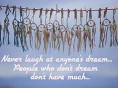 Are you dreaming or laughing?
