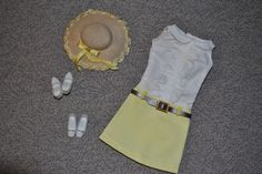 Vintage Barbie Japanese Exclusive Dress | eBay