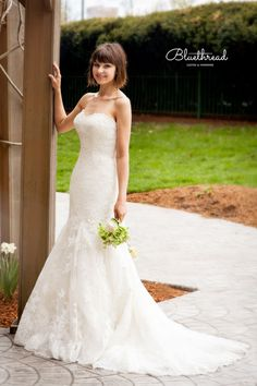 Bluethread | S1005-01 -- Sweetheart lace mermaid made with chantilly lace, from: http://bluethreadbridal.com/product?style=s1005-01