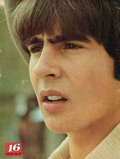 RIP, Davy Jones. every girl loved you.  hey hey we're the monkies...