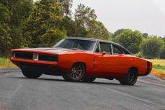 The Greatest Pro Touring 1969 Dodge Charger R/T Ever #dodgeclassiccars