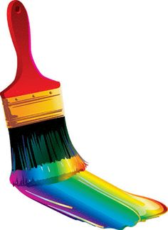 Paint Brushes Clip Art | Clipart Panda - Free Clipart Images