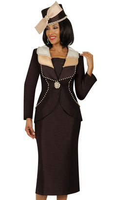 Fall And Holiday Church Suits 2014 Church Suits And Hats, Women Church Suits, Church Attire, Church Hats, Church Outfits, Suits For Women, Clothes For Women, Semi Formal Attire, Church Fashion