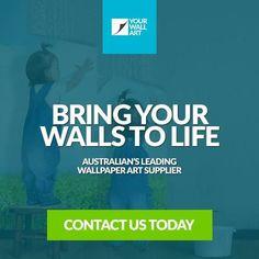 Your Wall Art  #YourWallArt #YourWallArtAustralia #WallpapersArt #WallpaperTextures #WallpaperMurals #WallpaperPrints #WallpaperPatterns