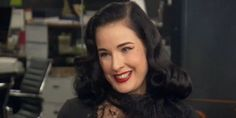 "Dita Von Teese has some knowledge to drop on anyone concerned that a burlesque show is no place for feminism.   ""Burlesque and these striptease shows that were originally geared toward men in the 1930s and 40s, now the big twist is that 80 per..."