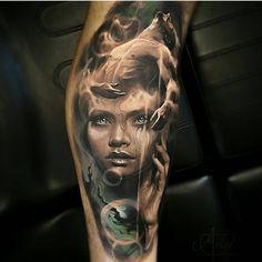 Artist: @arlotattoos. #inkig #ink_ig #ink #tattoo #tattoos #art #artist…