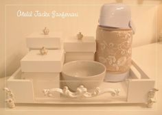 Kit de Higiene + Kit Garrafa Bianca :: Jacke Zanferrari