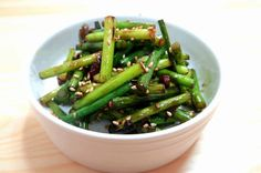 Recipe For Garlic Scapes, Scape Recipe, Taiwanese Cuisine, Taiwan Food, Different Vegetables, Tasty Bites, Molecular Gastronomy, Foods To Eat