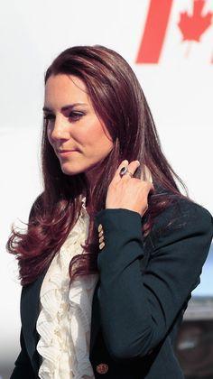 Kate Middleton today.
