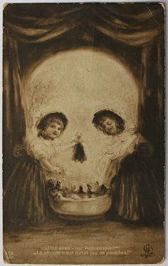 mudwerks: (via Old/Antique Skull Optical Illusion Postcard Illusion Kunst, Illusion Art, Art Optical, Optical Illusions, Illusion Pictures, Crane, Vanitas, Gothic Art, Skull And Bones