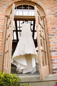 Preppy Wedding Gown