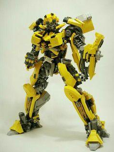 Lego Bumblebee