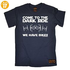 Ride Like The Wind Herren T-Shirt, Slogan Gr. XXL, navy - Shirts mit spruch (*Partner-Link)