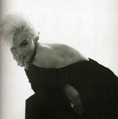 Café Design | Marilyn Monroe's Last Sitting with Bert Stern