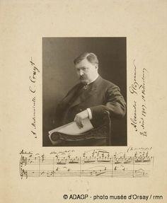 Alexander Konstantinovich Glazunov (1865-1936) en 1907.