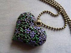 Martinuska / Srdce z kvetov