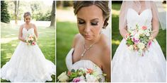 An absolutely stunning bride with our full airbrush bridal package. Love the smokey neutral eyes! Photography by our friends at It's Just Us Photography