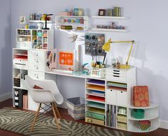Papercrafting Organization: Stencils - Giveaway Winners! - Papercrafting Organization: Let's Get Our Spaces Looking Great! (image)