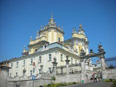 Cathedral of St. George, Lviv, Ukraine (Ukrainian Greek Catholic)