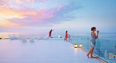 Grecotel luxury resort in Crete.