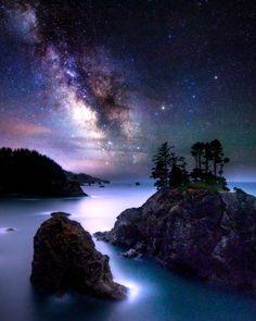 Brookings, Oregon,.by  Earshel Hogan