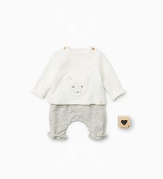 Organic cotton-Mini | 0-12 months-KIDS | ZARA Russian Federation