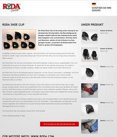 De RODA SHOECLIP protect shoes/heels while driving ! De RODA SHOECLIP beschermd schoenen/hakken tijdens het autorijden !  www.roda.com.