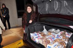 Trunk full of Sandwiches