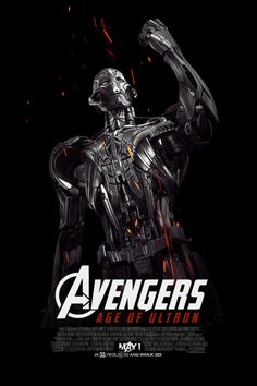 Alternative movie poster for Avengers: Age of Ultron___©__!!!!