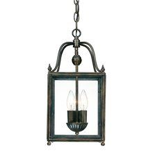 View the Savoy House 3-80029-3 Crabapple 3 Light Foyer Pendant with Clear Beveled Shade at LightingDirect.com.