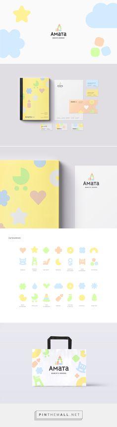 Amata | Babies Goods on Behance https://www.behance.net/gallery/43072643/Amata-Babies-Goods