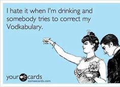vodkabulary@ Lisa dybas