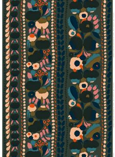 Fabric: Tuppura HW cotton fabric   Marimekko