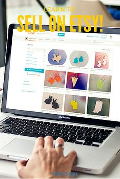 Become a pro at Etsy!  Sell your products at ease.  #Chicago