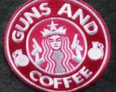 KM Outfitters® Starbucks Guns & Coffee Morale Pink - Patch KM Outfitters® http://www.amazon.com/dp/B00JV91KAK/ref=cm_sw_r_pi_dp_dtwvub0ZHHQSN