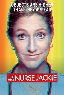 Nurse Jackie ...  A drug-addicted nurse struggles to find a balance between the demands of her frenetic job at a New York City hospital and an array of personal dramas.  Creators: Liz Brixius, Evan Dunsky, Linda Wallem Stars: Edie Falco, Merritt Wever, Paul Schulze   See full cast and crew »