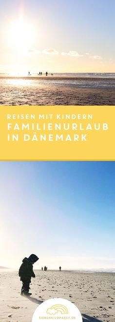 Familienurlaub in Dänemark: unsere Woche in Henne Strand - Reisetipps für die Familie