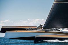Records océaniques - Spindrift 2 : Bertarelli et Guichard à la poursuite de Cammas - Annonce bateaux - Annonces bateaux - Occasion Bateaux - Occasion Voiliers - Occasion voiles