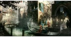 Venice carnival for Assassin's Creed 2