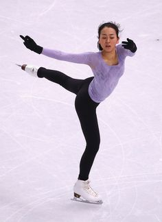 Mao Asada - Around the Games: Day 9 - 2014 Winter Olympic Games