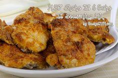 Homemade Chicken Coating MIx