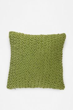 Urban Outfitters - Hand Quilted Velvet Pillow