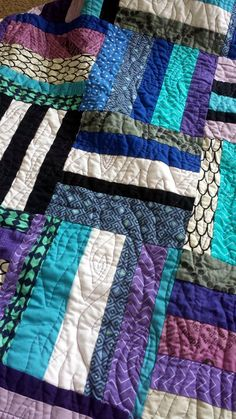 I'm a huge advocate for home machine quilting. The reason I started quilting my own quilts is because I'm self-taught, and when I started qu...