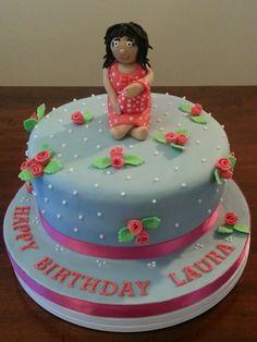 Kath kidston cake by Debbie Kelly