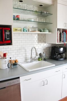 DIY Project:  How To Remove and Install a Kitchen Sink   Apartment Therapy Tutorials