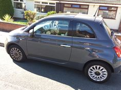 The new Fiat 500 #carleasing deal | One of the many cars and vans available to lease from www.carlease.uk.com