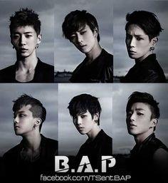 Yongguk,Himchan,Daehyun Youngjae,Zelo,Jongup ♡