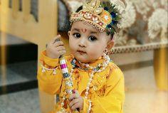 Krishna Flute, Bal Krishna, Krishna Leela, Jai Shree Krishna, Krishna Art, Little Krishna, Cute Krishna, Hanuman Ji Wallpapers, Sri Ganesh